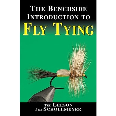 The Benchside Introduction to Fly Tying, Used Book (9781571883698)