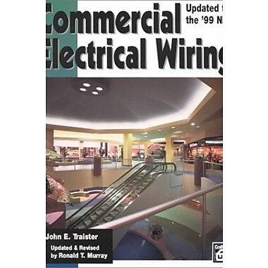 Commercial Electrical Wiring, Used Book (9781572180925)