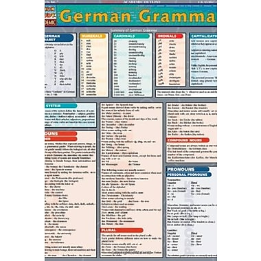 German Grammar, Used Book (9781572225077)