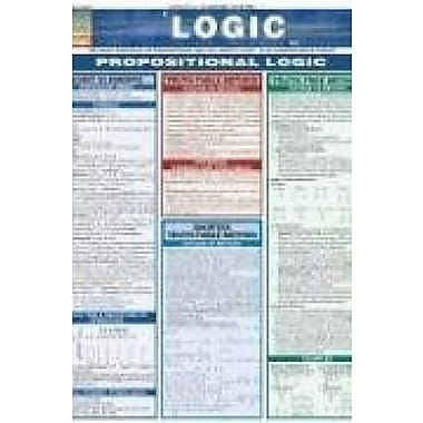 Logic: Propositional Logic (Quickstudy: Academic), New Book (9781572226296)
