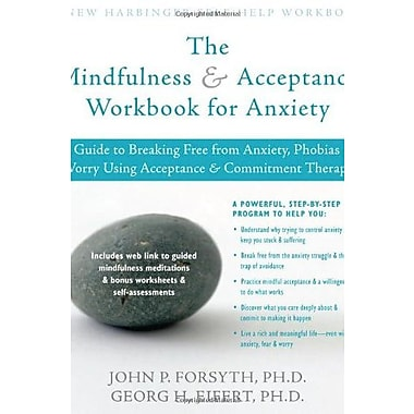 The Mindfulness & Acceptance Workbook for Anxiety, Used Book