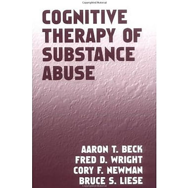 Cognitive Therapy of Substance Abuse, Used Book (9781572306592)
