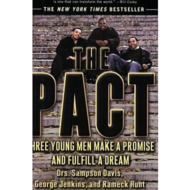 The Pact: Three Young Men Make a Promise and Fulfill a Dream, New Book (9781573229890)