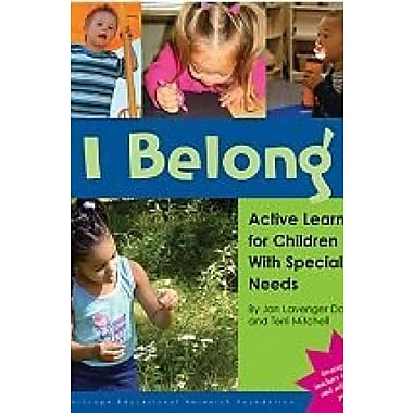 I Belong Used Book (9781573793223)