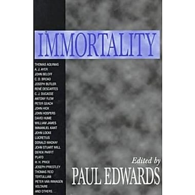 Immortality Used Book (9781573921305)
