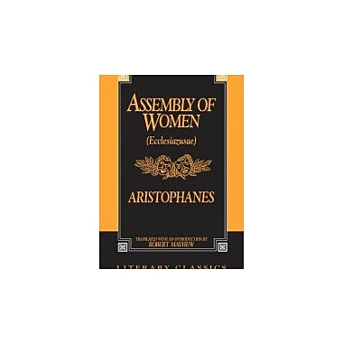 The Assembly of Women, Used Book (9781573921336)