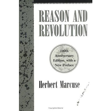 Reason and Revolution: Hegel and the Rise of Social Theory, Used Book (9781573927185)