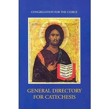 General Directory for Catechesis, Used Book (9781574552256)