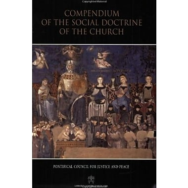 Compendium of the Social Doctrine of the Church, Used Book (9781574556926)