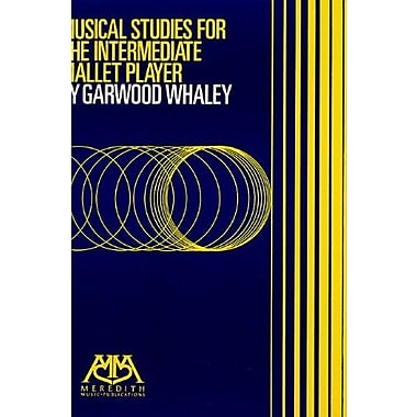 Musical Studies for the Intermediate Mallet Player, Used Book (9781574630077)