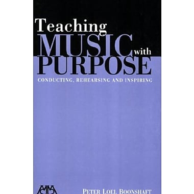 Teaching Music with Purpose, Used Book (9781574630763)