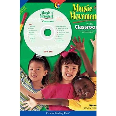 Music and Movement in the Classroom Grades 1-2, Used Book (9781574717464)