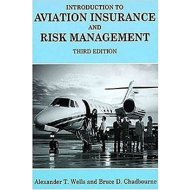 Introduction to Aviation Insurance and Risk Management, Used Book (9781575242743)