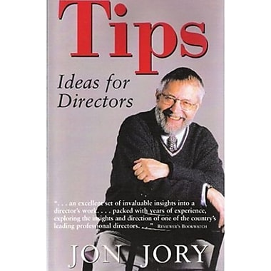 Tips: Ideas for Directors, Used Book (9781575252414)