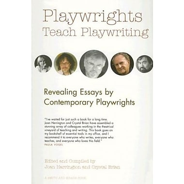 Playwrights Teach Playwriting, Used Book (9781575254234)