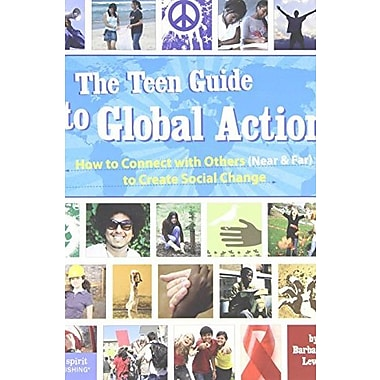 The Teen Guide to Global Action: How to Connect with Others Used Book (9781575422664)