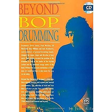Beyond Bop Drumming Used Book (9781576236093)