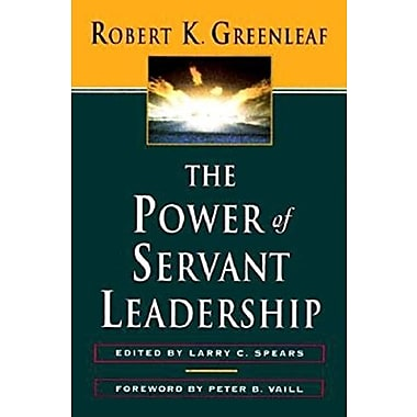 The Power of Servant-Leadership, Used Book (9781576750353)