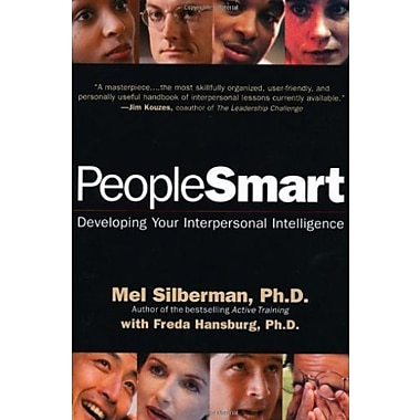 PeopleSmart: Developing Your Interpersonal Intelligence Used Book (9781576750919)