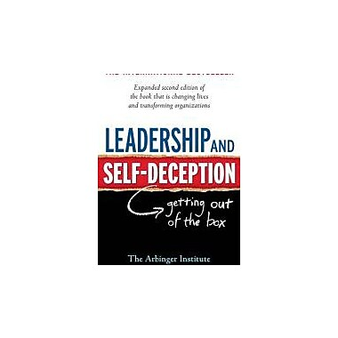 Leadership and Self-Deception: Getting out of the Box Used Book (9781576759776)