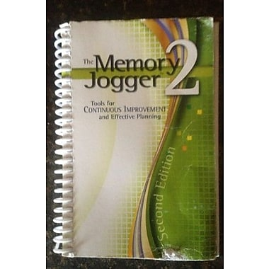 The Memory Jogger 2: Tools for Continuous Improvement and Effective Planning, Used Book (9781576811177)
