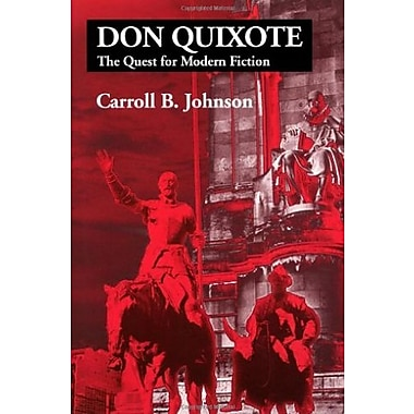 Don Quixote: The Quest for Modern Fiction, Used Book (9781577661481)