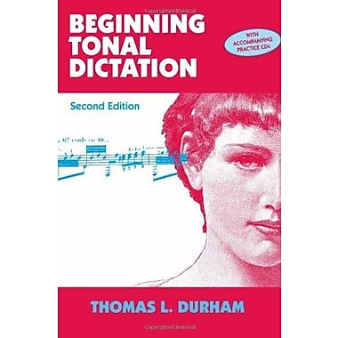Beginning Tonal Dictation, Used Book (9781577663058)