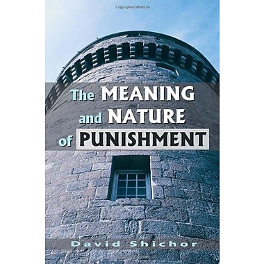 The Meaning And Nature of Punishment, Used Book (9781577663874)