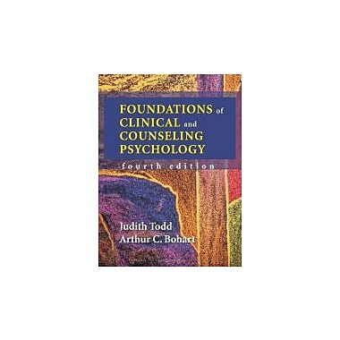 Foundations of Clinical and Counseling Psychology, Used Book (9781577664109)