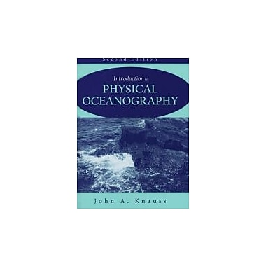 Introduction to Physical Oceanography, Used Book (9781577664291)