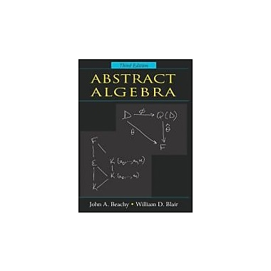 Abstract Algebra, Used Book (9781577664437)