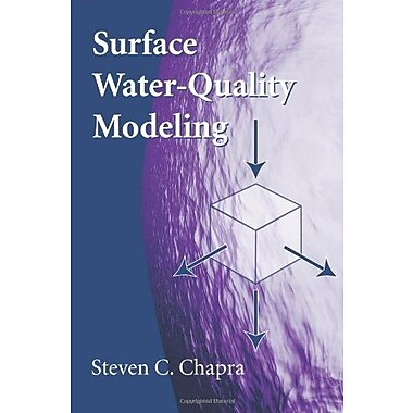 Surface Water-Quality Modeling, Used Book (9781577666059)