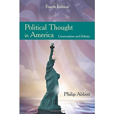 Political Thought in America: Conversations and Debates, Used Book (9781577666271)
