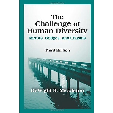 The Challenge of Human Diversity: Mirrors, Bridges and Chasms, Used Book (9781577666752)