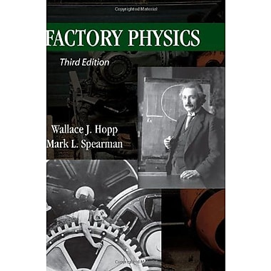Factory Physics, Used Book (9781577667391)