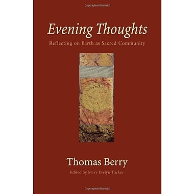 Evening Thoughts, Used Book (9781578051304)