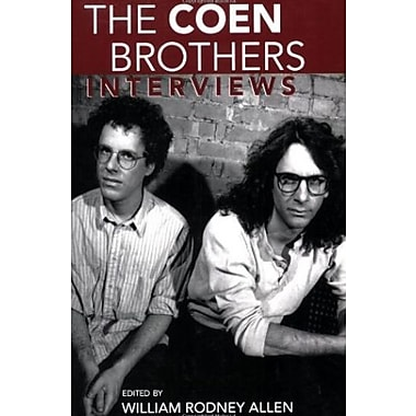 The Coen Brothers: Interviews, Used Book (9781578068890)