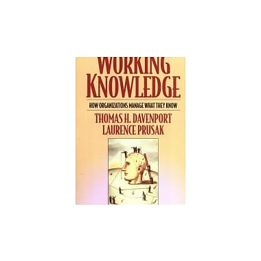Working Knowledge, Used Book (9781578513017)