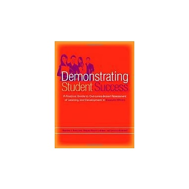 Demonstrating Student Success, New Book