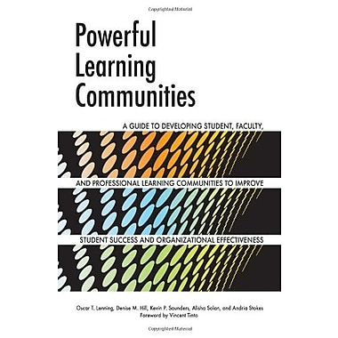 Powerful Learning Communities, Used Book