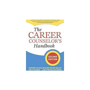 The Career Counselor's Handbook Used Book (9781580088701)
