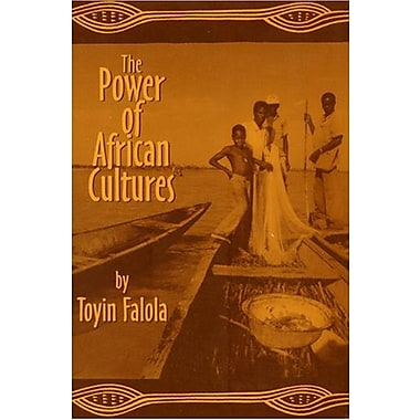 The Power of African Cultures, Used Book (9781580462976)