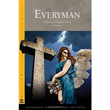 Everyman and The Second Shepherds' Play - Literary Touchstone Classic, Used Book (9781580498500)