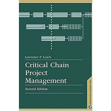 Critical Chain Project Management, Second Edition, Used Book (9781580539036)
