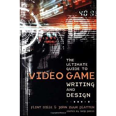 The Ultimate Guide to Video Game Writing and Design Used Book (9781580650663)