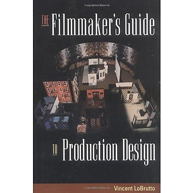 The Filmmaker's Guide to Production Design, Used Book (9781581152241)