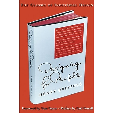 Designing for People, Used Book (9781581153125)