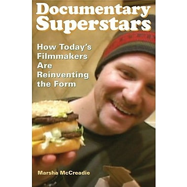 Documentary Superstars: How Today's Filmmakers Are Reinventing the Form, Used Book (9781581155082)
