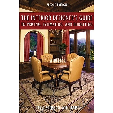 The Interior Designer's Guide to Pricing, Estimating and Budgeting, Used Book (9781581157185)
