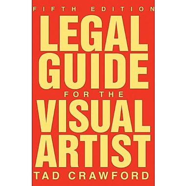 Legal Guide for the Visual Artist, Used Book (9781581157420)